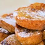 Le pain perdu, une préparation à base de pain rassis
