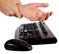 Le canal carpien des traducteurs, comme celui de nombreux autres professionnels, est mis à rude épreuve.