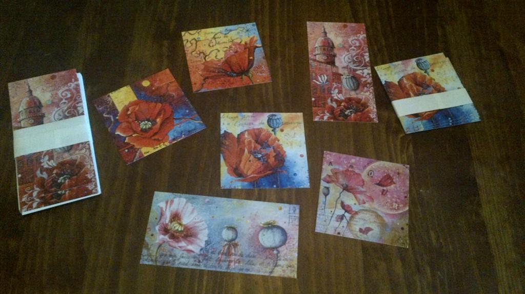 Voici, en avant-première, les cartes que Traduttrissimo a sélectionnées cette année